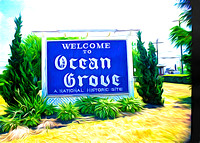 Ocean Grove Watercolors